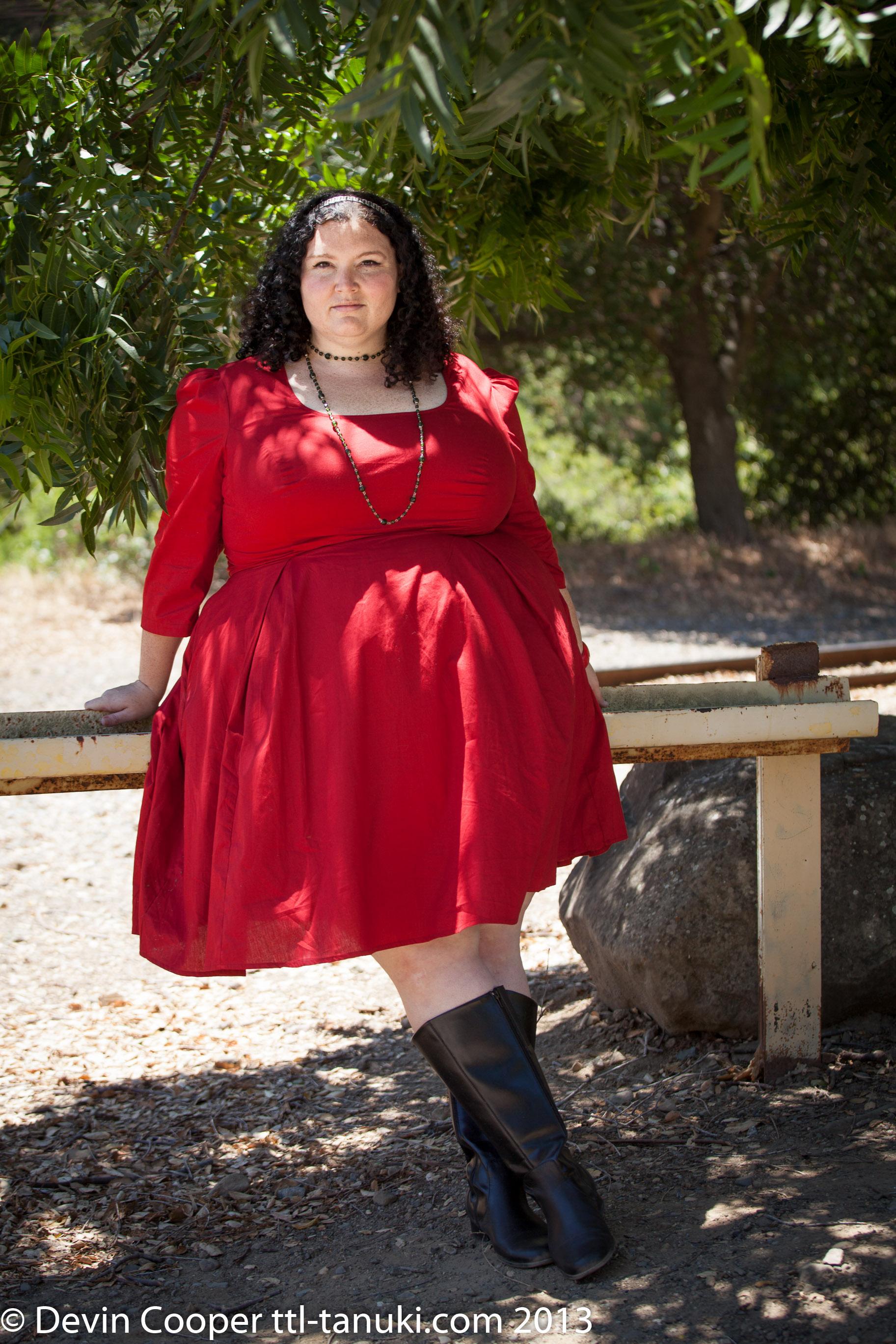 Fat Girl Fashion: an eShakti Review – Meg Elison